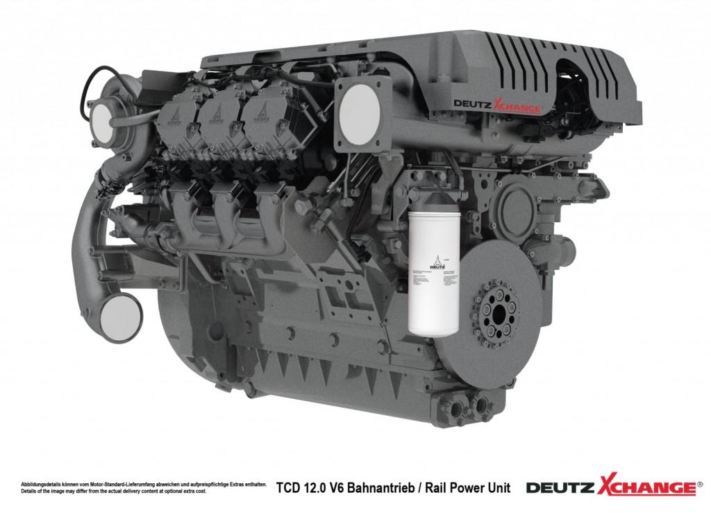 TCD 12.0 V6 AT
